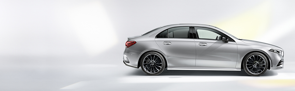The new A-Class Limousine