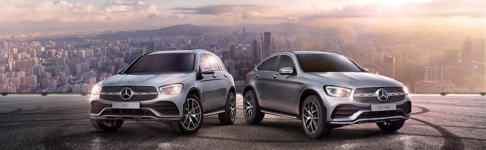 The new GLC & GLC Coupé
